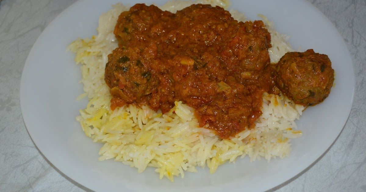Kofta Ist Ein Afghanisches Gericht Und Heisst Einfach Hackballchen Im Turkischen Ubrigens Ahn Afghanisches Rezept Einfache Gerichte Lecker Schmecker Rezepte