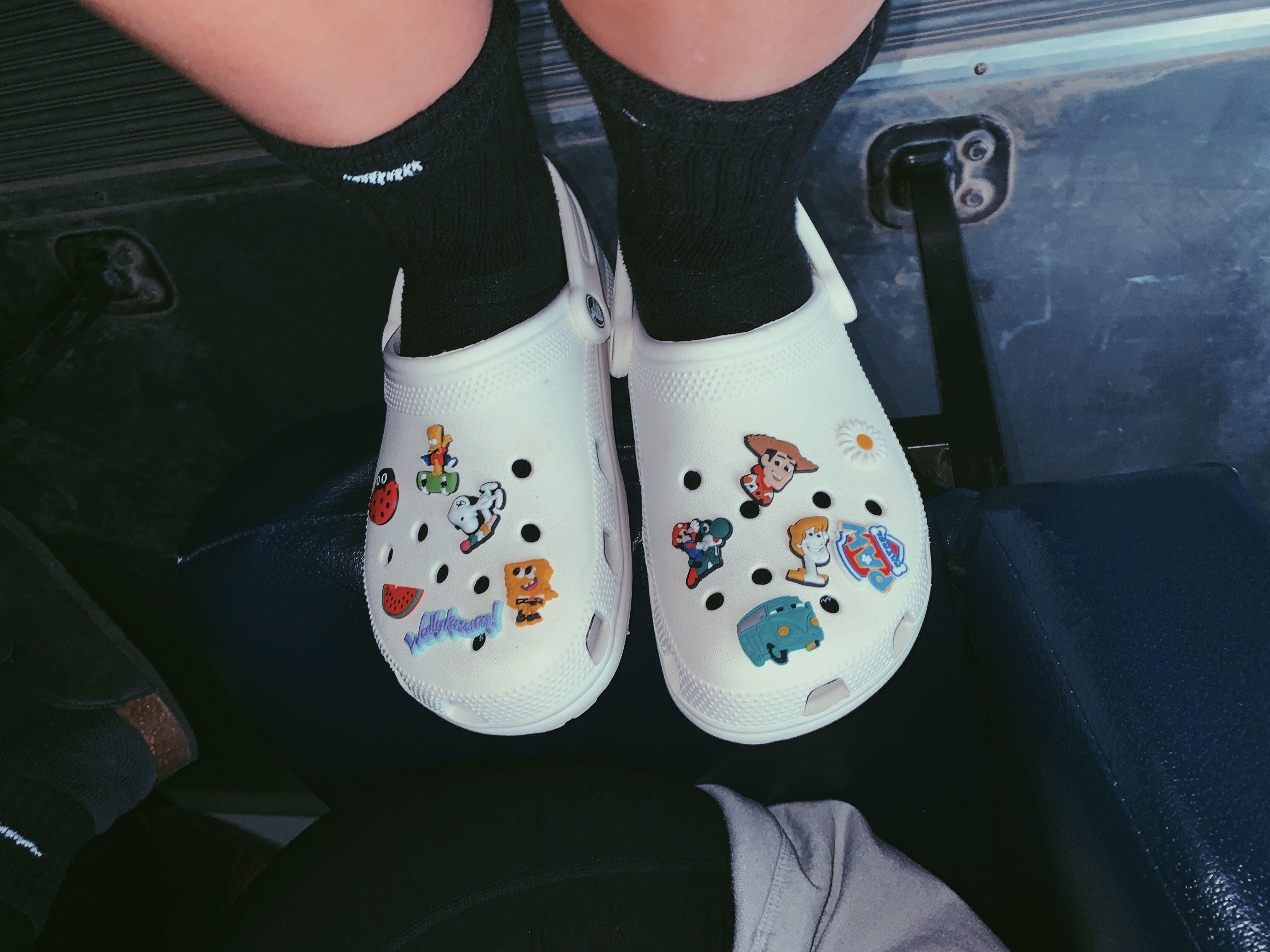Crocs image by Kam | Crocs shoes
