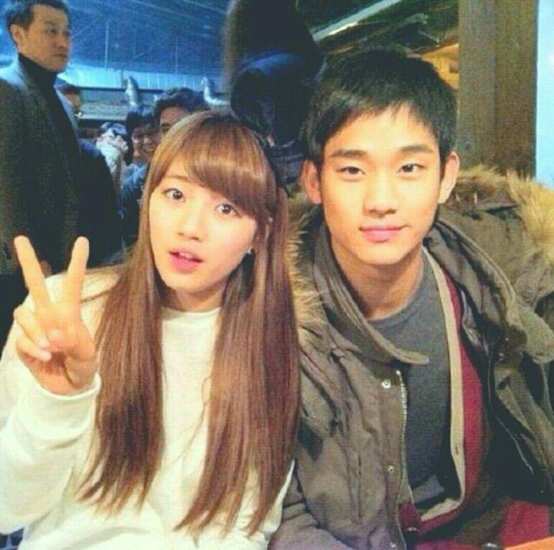 Kim Soo Hyun And Suzy