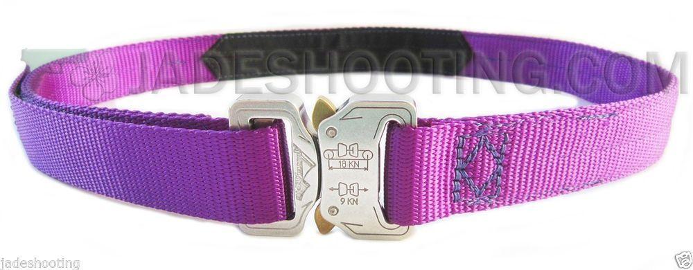 Crosstac Purple Womens Gun Belt 36 Holster Concealed Carry Tactical Cobra  Buckle  Crosstac 5cea4716c