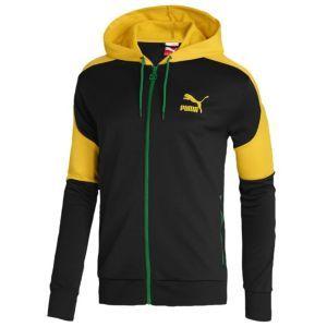 0651afa4 PUMA Country Kai Jacket - Men's - Sport Inspired - Clothing - Black ...