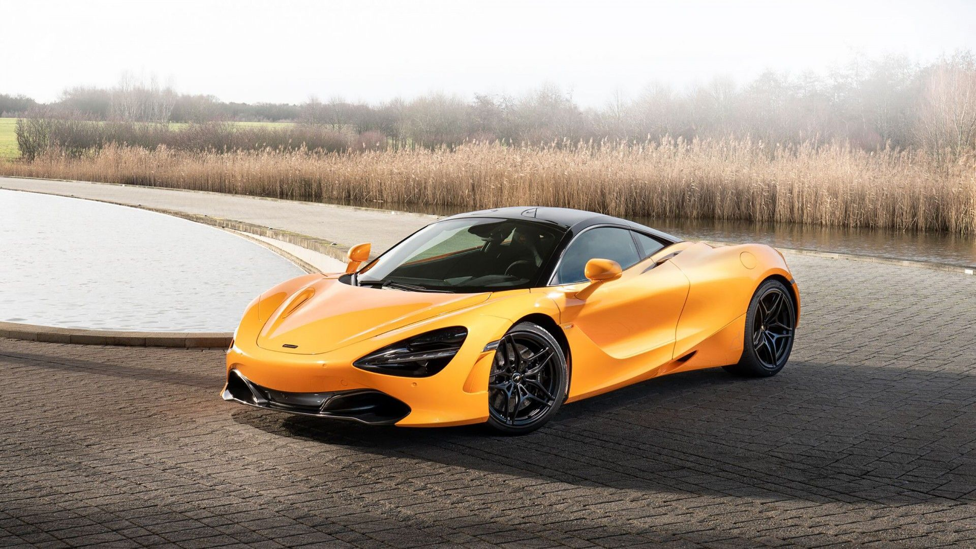 2019 Mclaren 720s Spa 68 Special Edition Wallpaper Hd 2019 Mclaren 720s Spa 68 Special Edition Honoring The First F1 Win During The 1968 Belgian Grand Pr Mobil