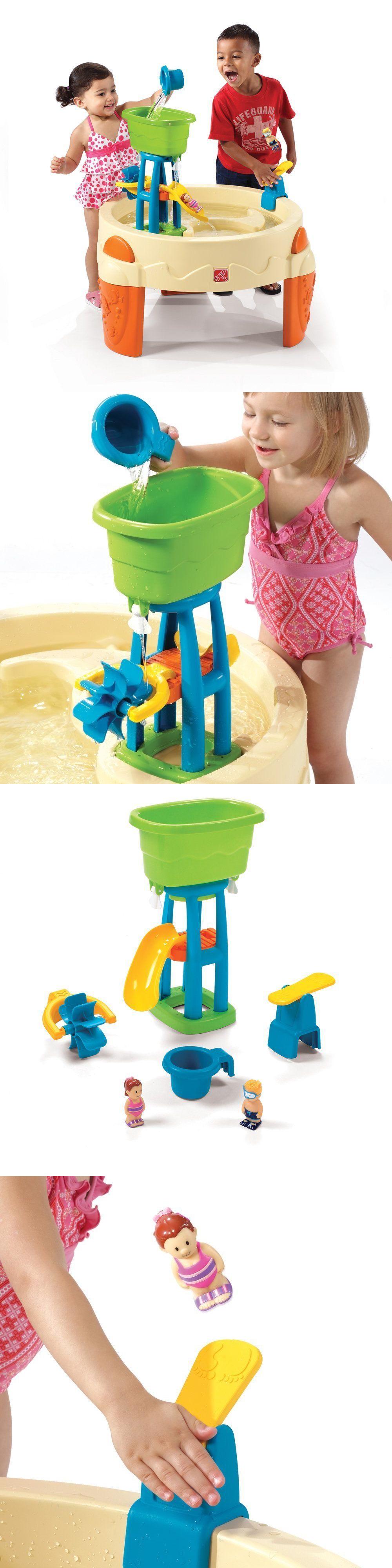 Water Toys Step2 Toddler Big Splash Waterpark Water Play