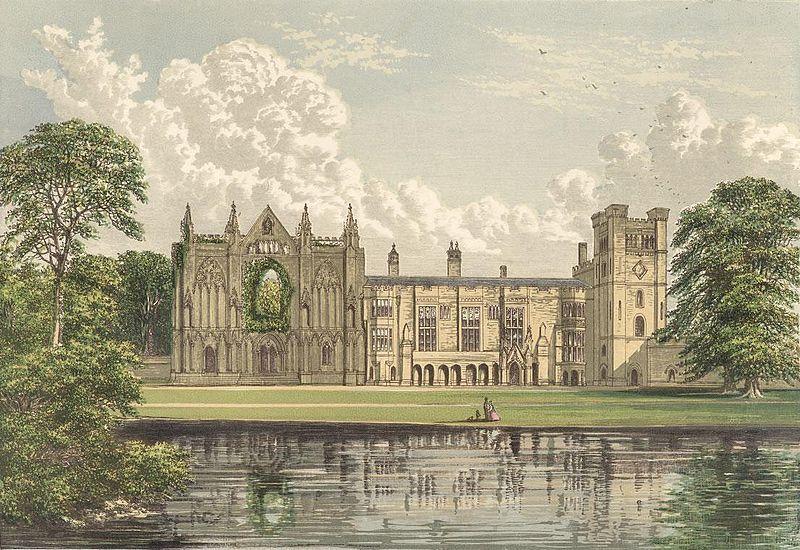 File:Newstead Abbey from Morris's Seats of Noblemen and Gentlemen (1880).JPG