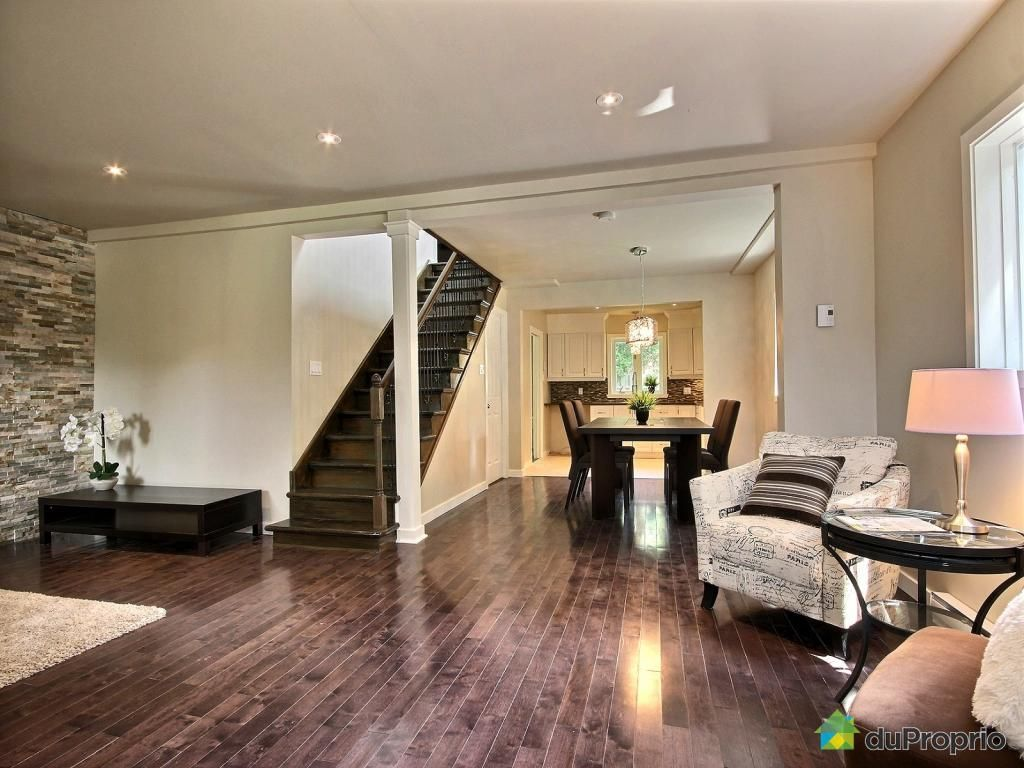 House For Sale In Montreal 5101 Rue Genevieve Duproprio 635544 Home Home Decor Room