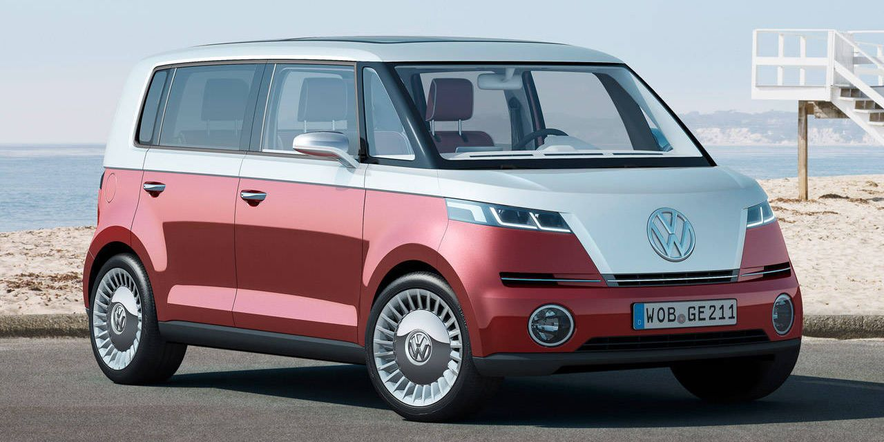 VW Could Bring An All-New, All-Electric Microbus In 2017