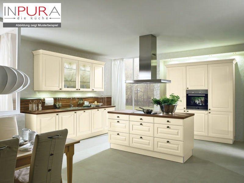 Küchenzeile Hanna inpura B1990892 inkl. viva EGeräte