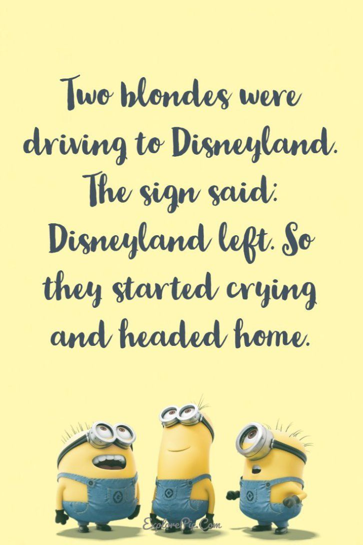 Funny minions photos with quotes (08:54:19 PM, Monday 21...