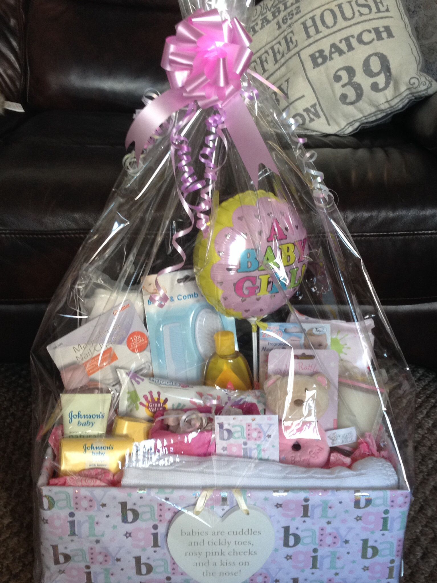 Unique Baby Shower Gifts South Africa : unique, shower, gifts, south, africa, Shower, Hampers, Viewer