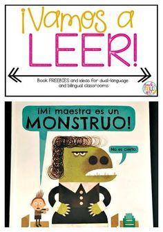 Mi maestra es un monstruo - ¡Vamos a leer!