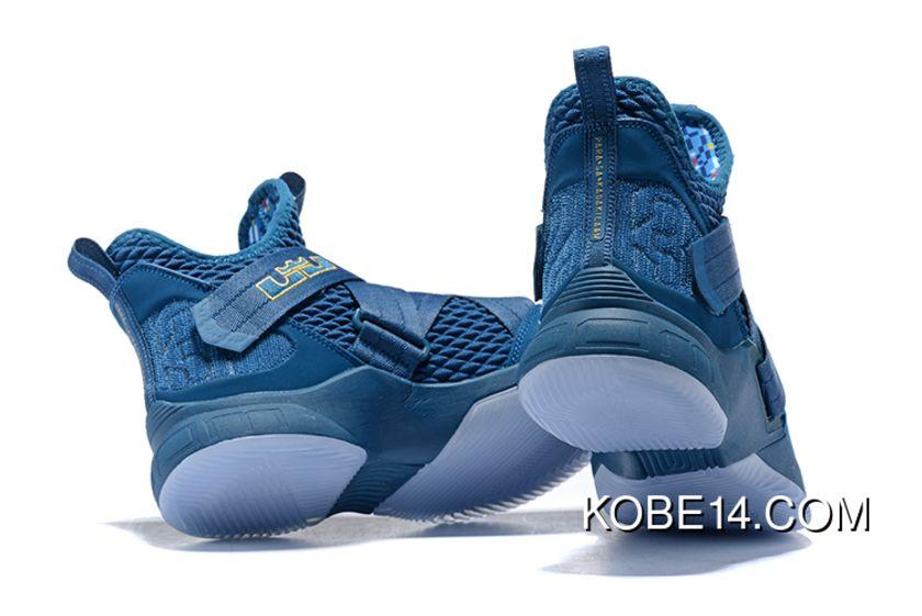timeless design b089d 2410e Nike LeBron Soldier 12
