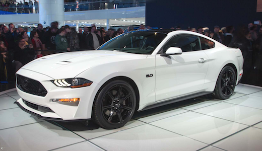 2019 Ford Mustang Gt Rumors Gt500 Gt350 Specs Price