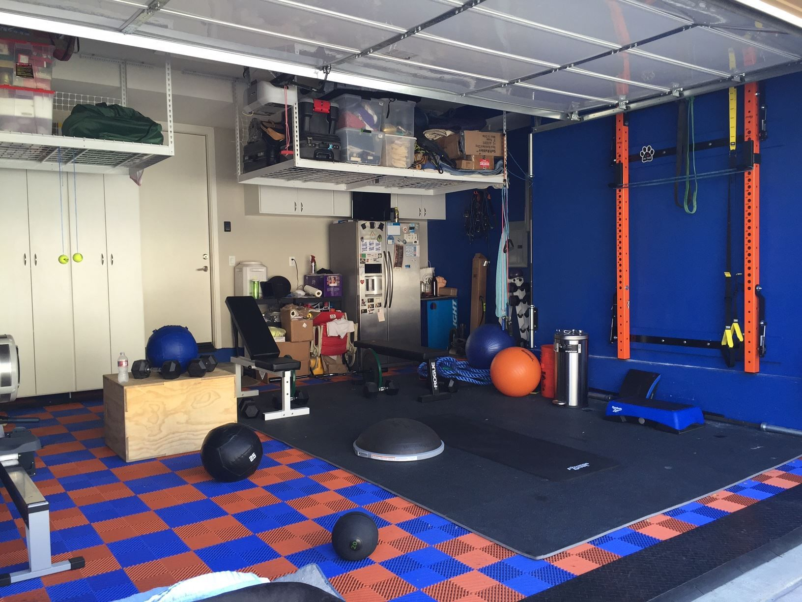 Profile® pro squat rack home gym ideas garage gym gym room at