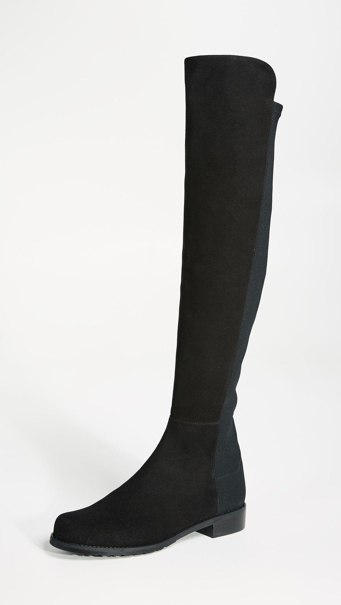 bedcb0df331a Stuart Weitzman 5050 Stretch Suede Boots