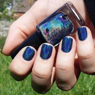 Colors by Llarowe - Deanna, it's blue
