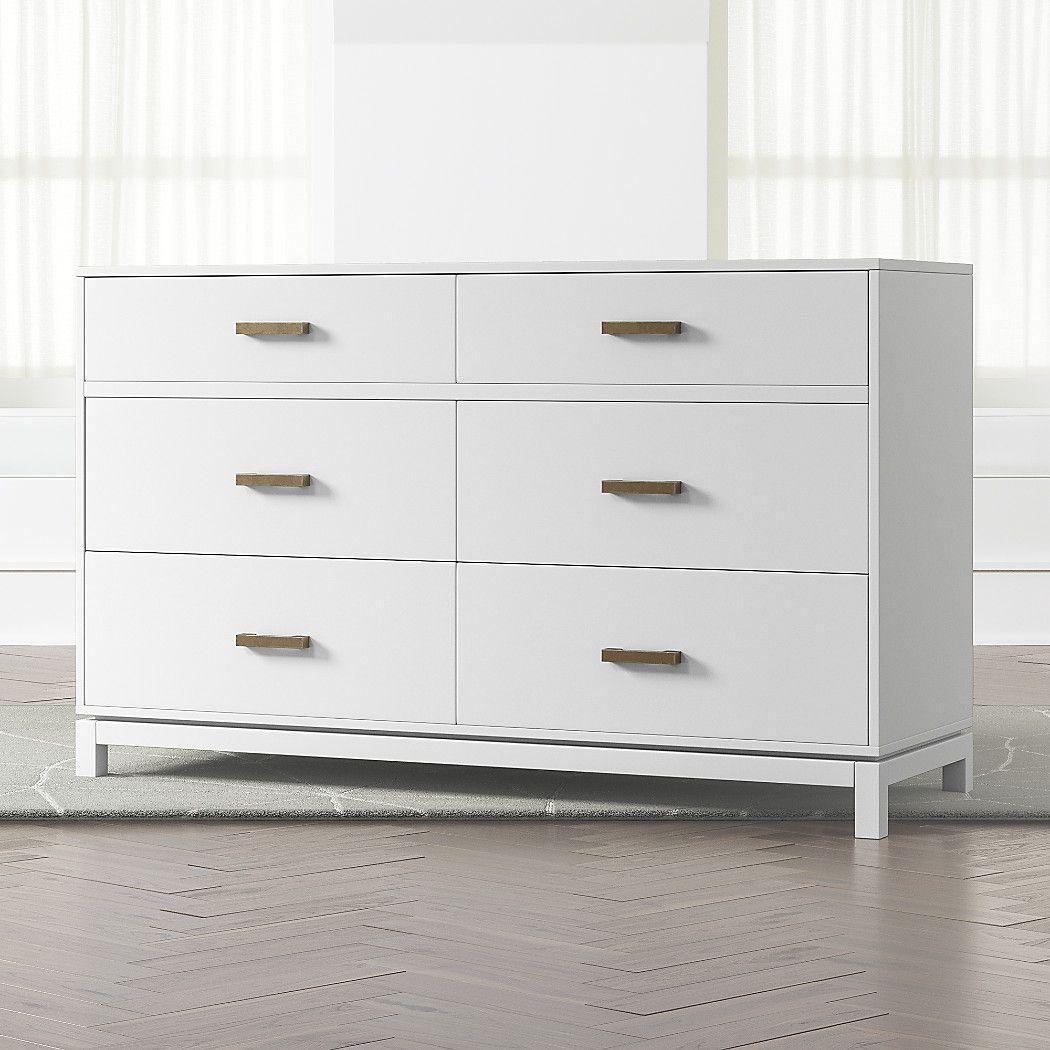 Kids parke white drawer dresser babies pinterest dresser