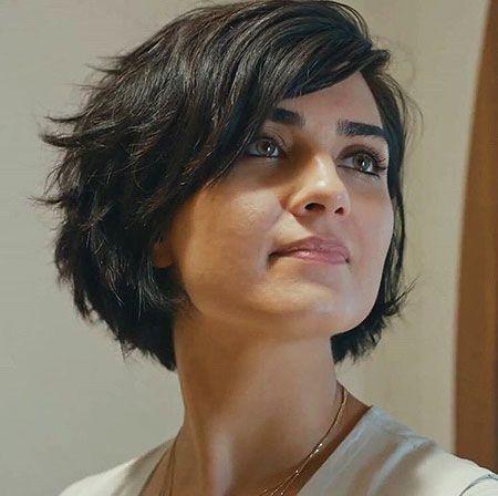 15 Kurze braune Frisuren für Frauen - Einfache Frisur