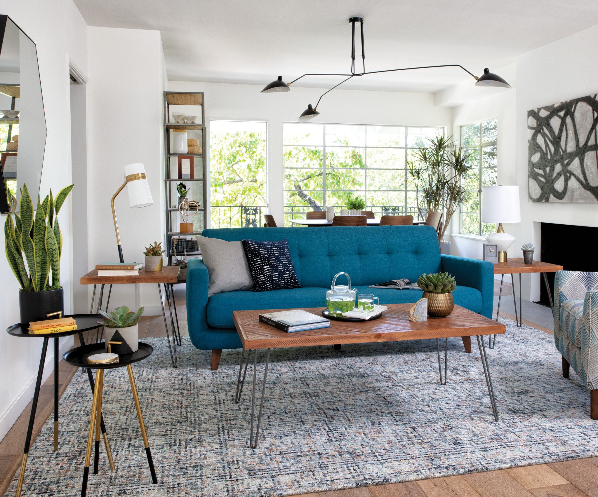 Mid century Modern on a budget never looked so good! in 2019 ...