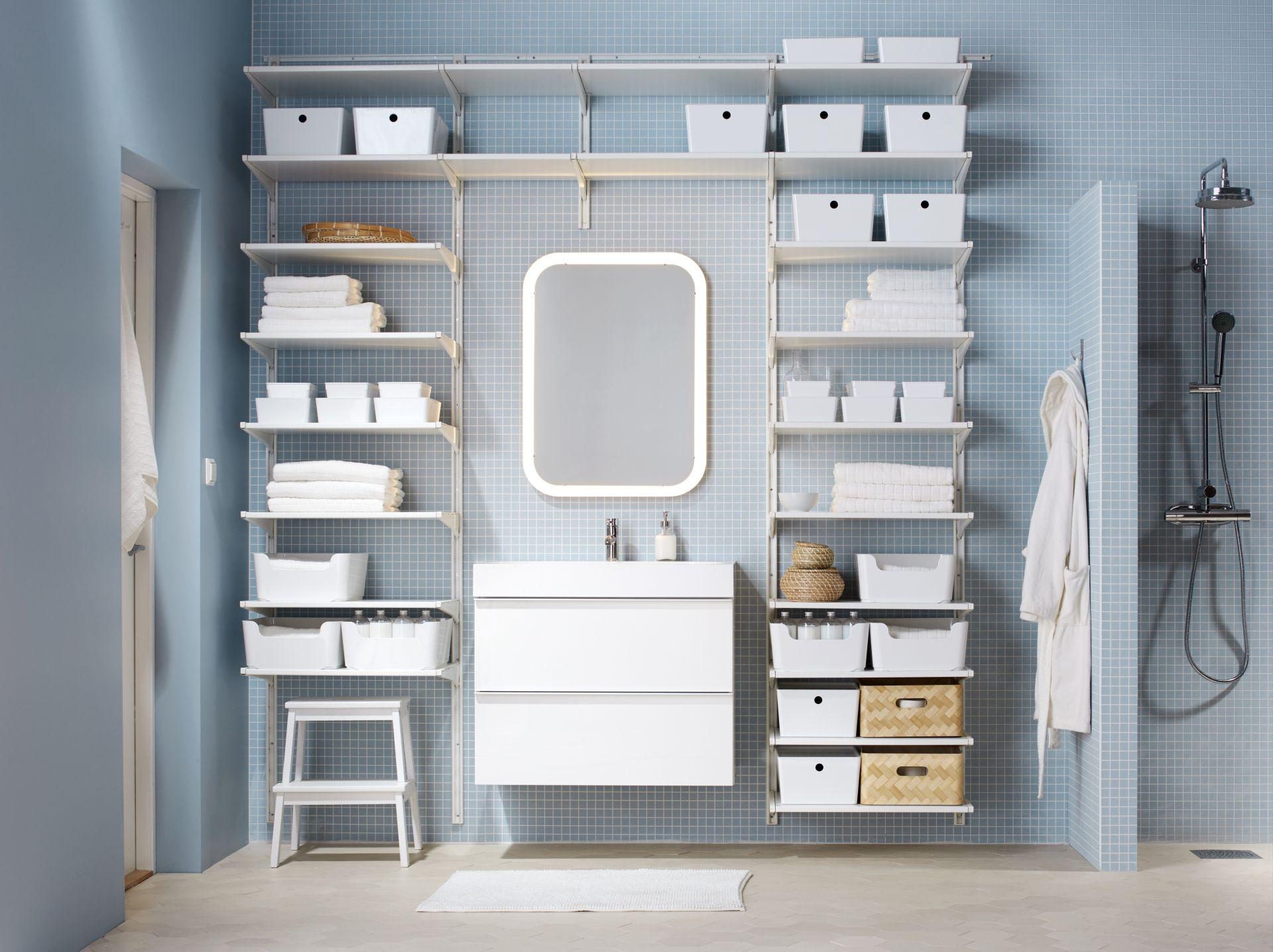 Ikea Badkamer Inspiratie : Godmorgon edeboviken kast voor wastafel ikea ikeanl