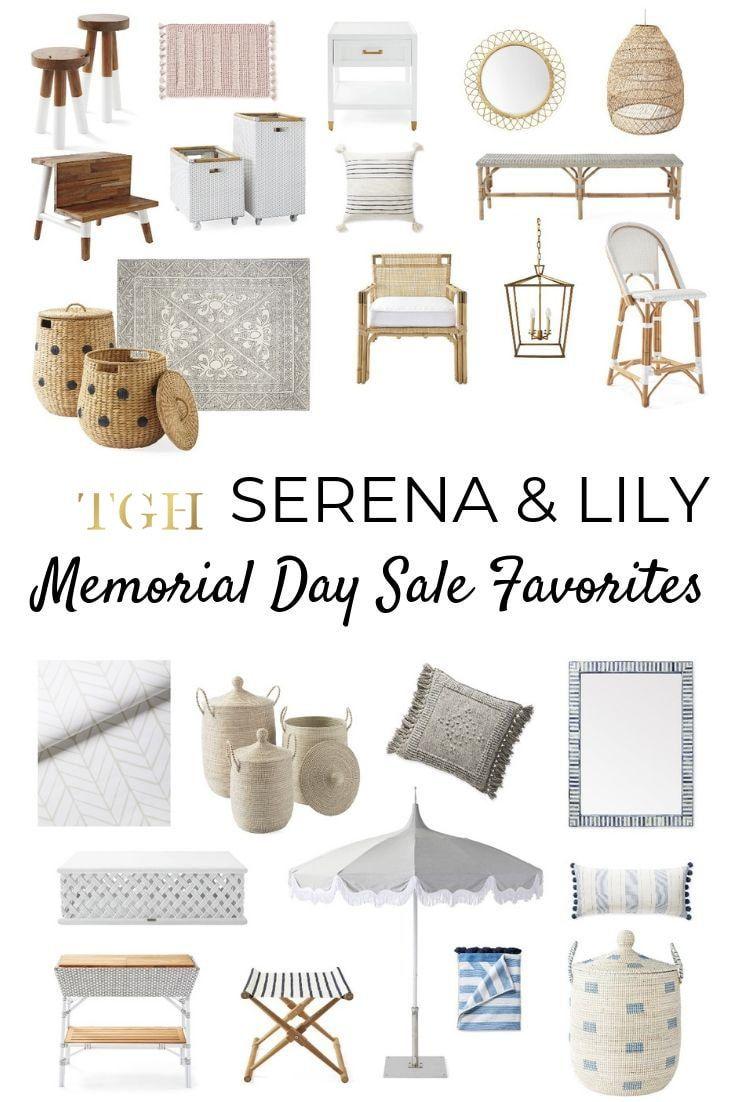 Serena and Lily Shop These Memorial Day Sale Favorites