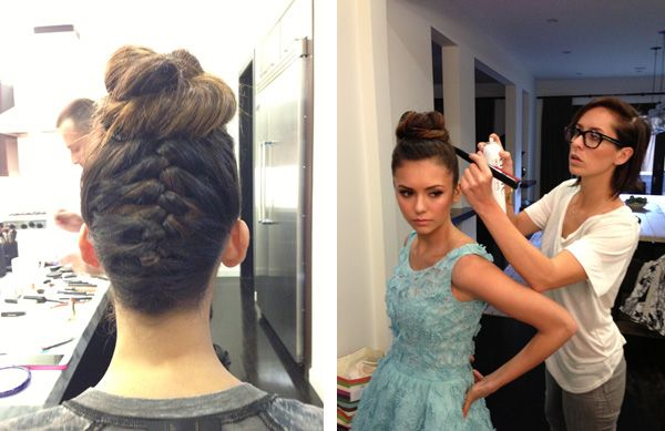 Nina Dobrev 2013 Haircut