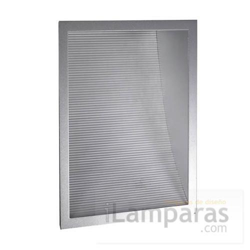 wall recessed luminaire tctel gx24q asymmetric3 1x26w grey EP 0344