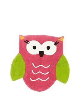 Ladybird Owl Rug Very Co Uk