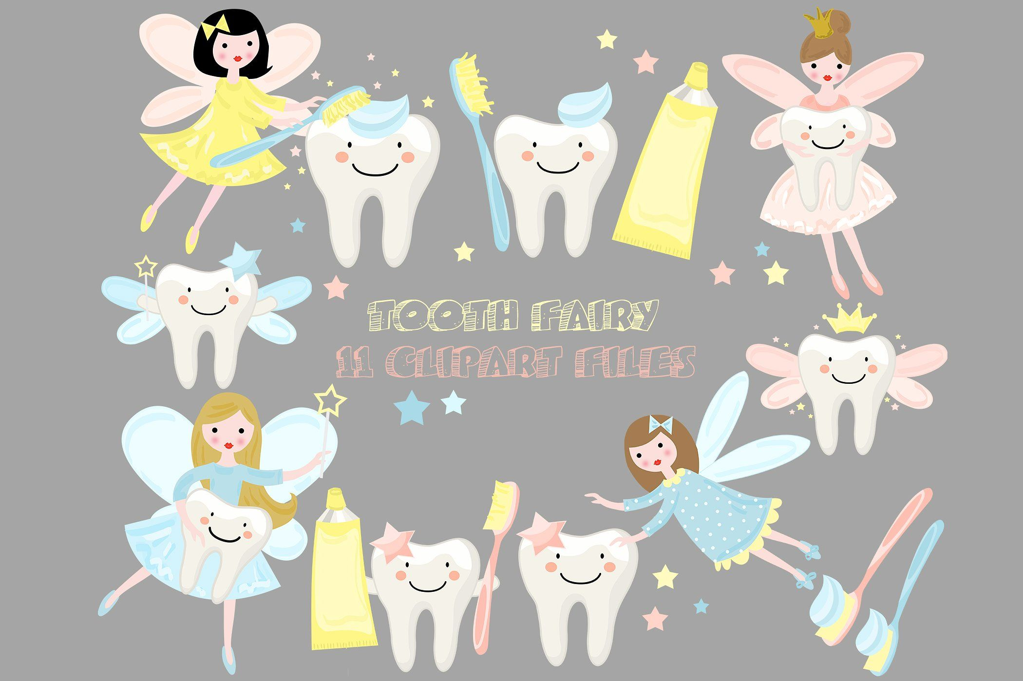 Tooth Fairy Background