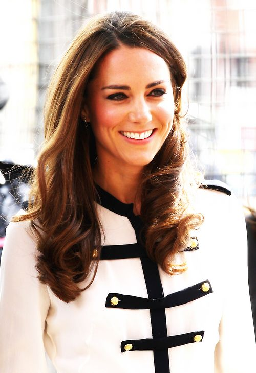 Kate Middleton. Very nice picture for Kate.