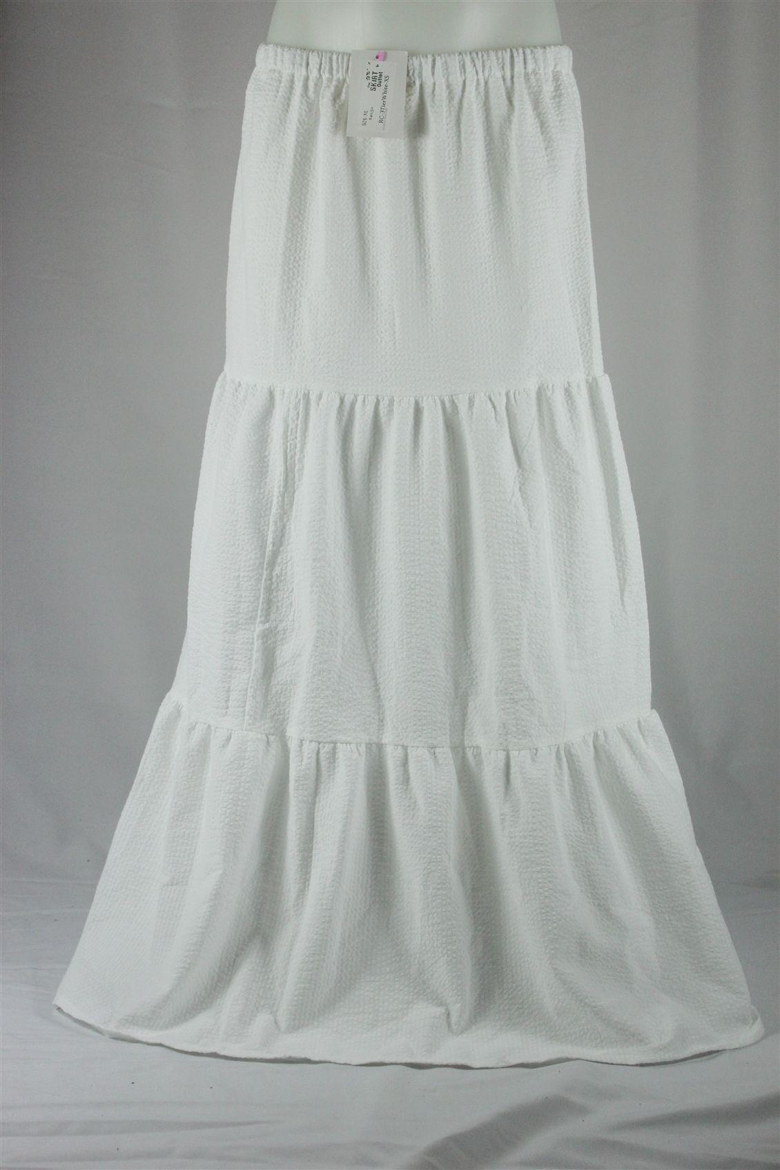 Blue skirt Long skirt fashon skirts women Skirts white quarter ...