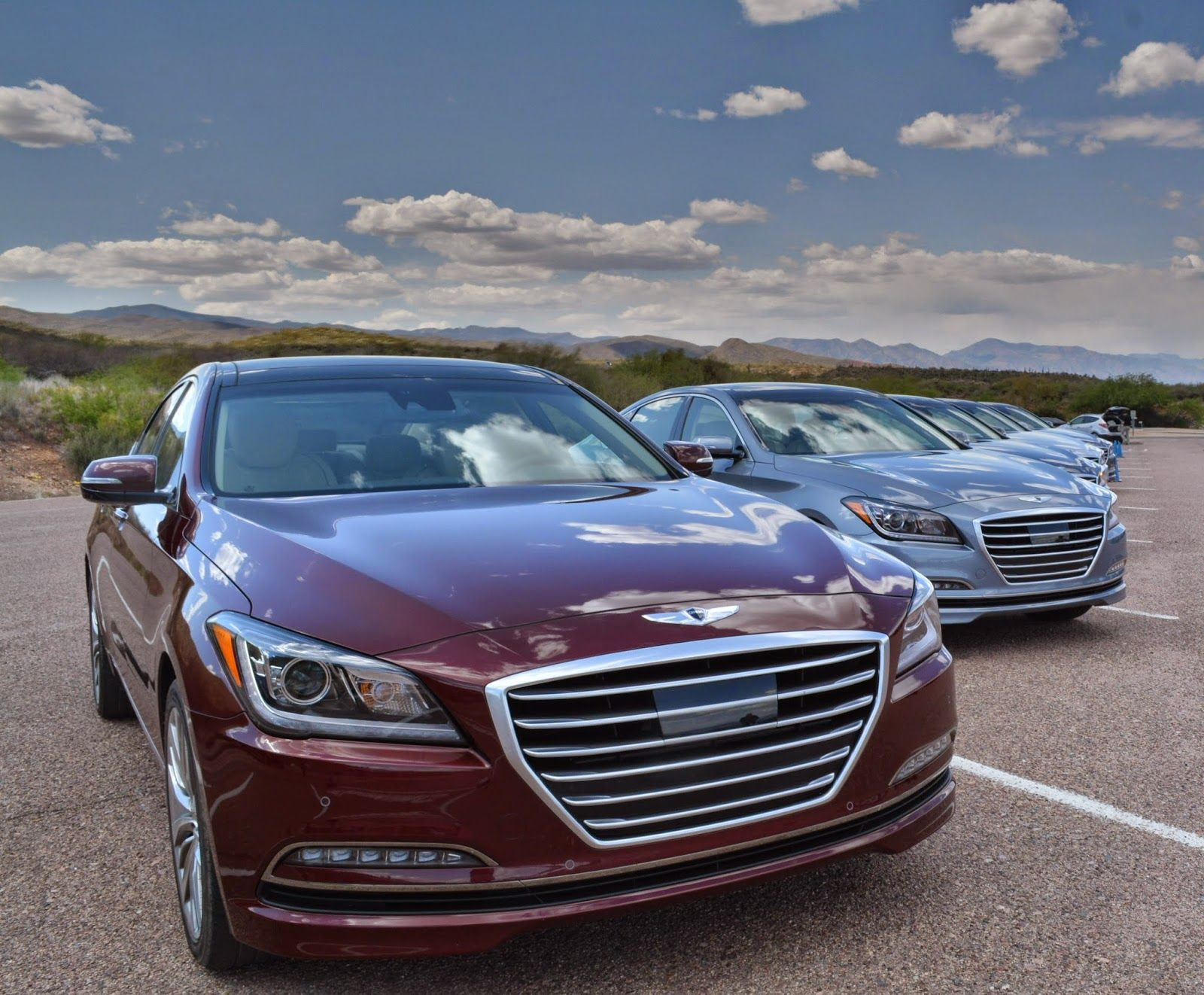 Vehicle Review 2015 Hyundai Genesis The Luxury Car for