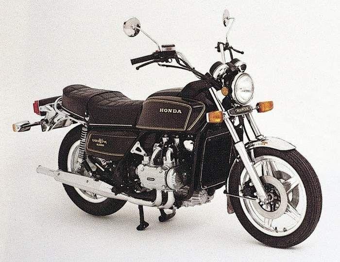 Honda GL1000 | Honda Goldwing | Pinterest | Honda and Cars