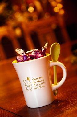 Gift Mug with Chocolates
