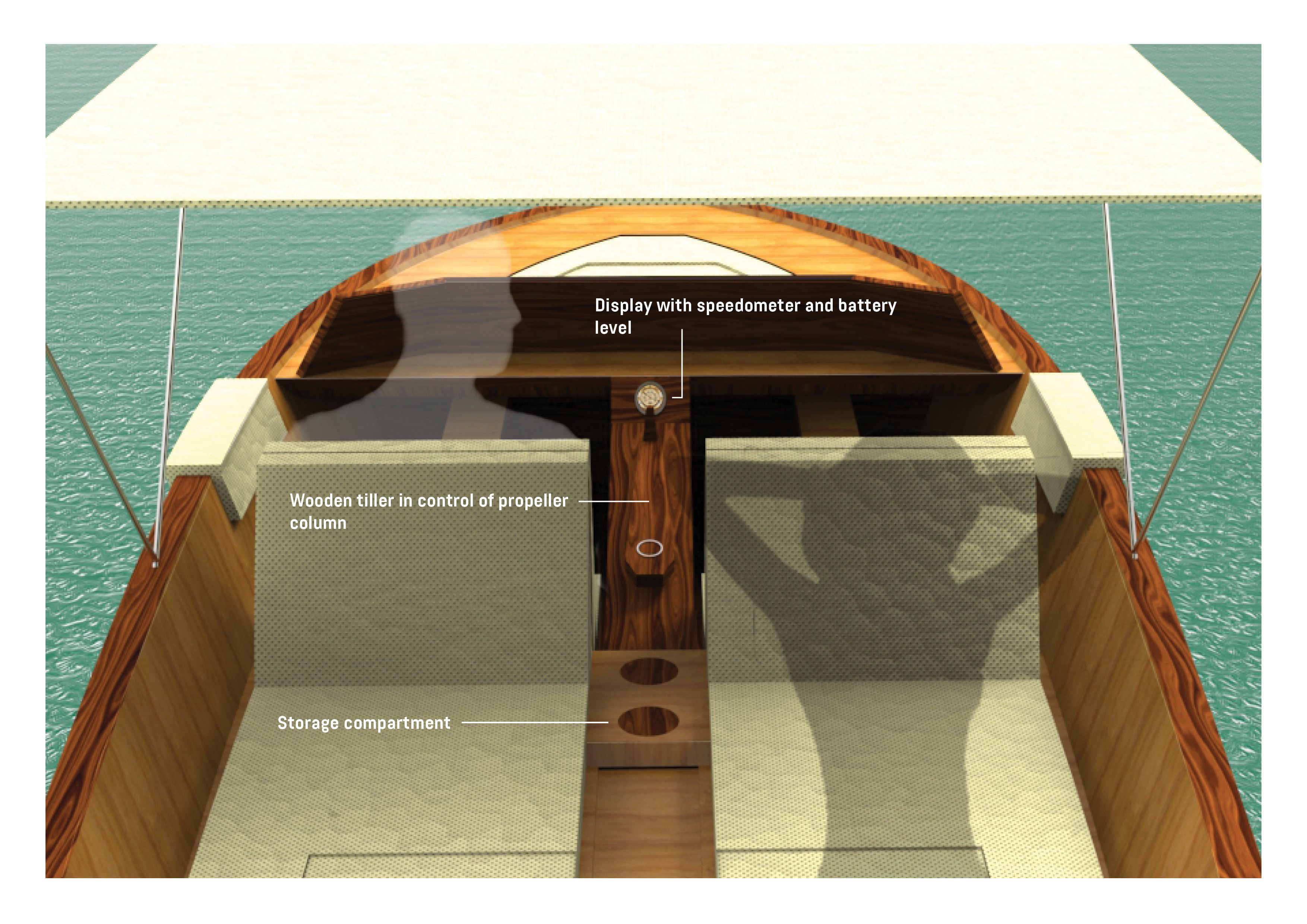 Tremezzina is a luxurious pedal-assisted boat concept. The name is a tribute to the renowned tourist resort nestled along the shores of Lake Como. Designed by: Giovanniedoardo Chiesa #cardesignfuture #formtrends #lakecomo #pedalboat #concept #emobility #paddleboat #tremezzinaconcept #sustainabletransportation #tremezzina #transportationdesign #luxury #ecruiser #personaltransportationtrends #ebike #paddleboat #cardesignnews