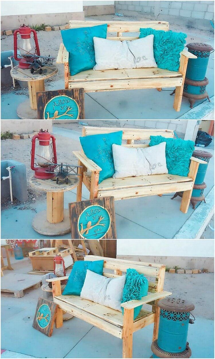 great ideas for repurposing old shipping wood pallets on extraordinary ideas for old used dumped pallets wood id=65518