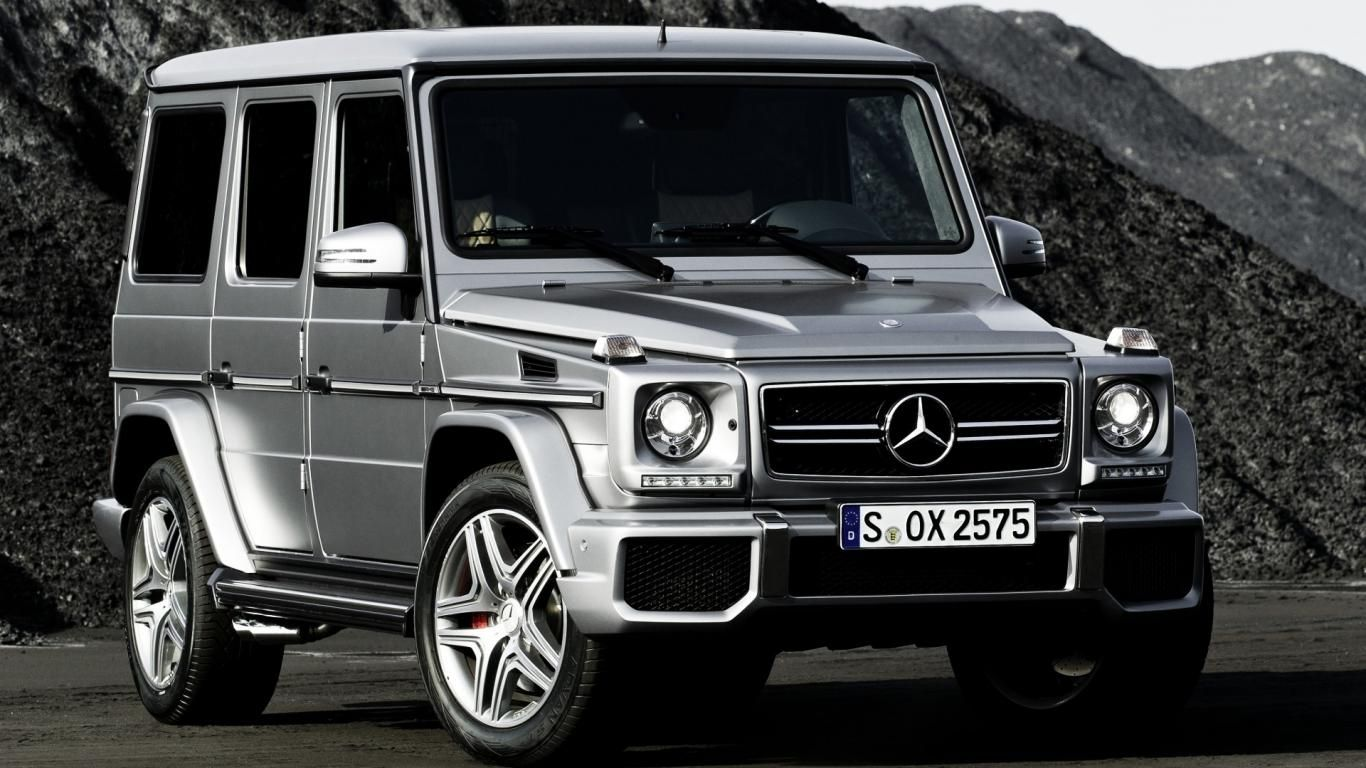 Mercedes Benz G63 Amg Gelandewagen Jeep Suv Wallpapers Hi