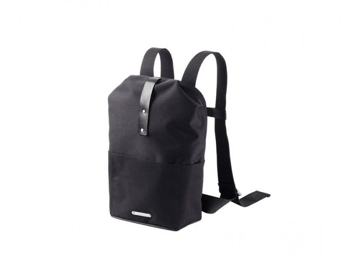 sac a dos Brooks Dalston small black - Dalston Small utility black - Selles  Brooks,