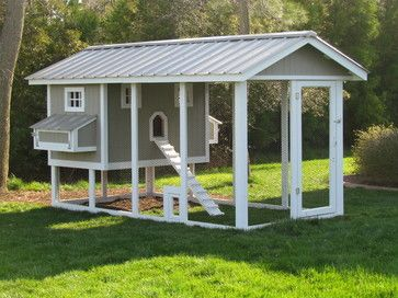 Chicken Coop Design Ideas, Pictures, Remodel and Decor | Chickens ...