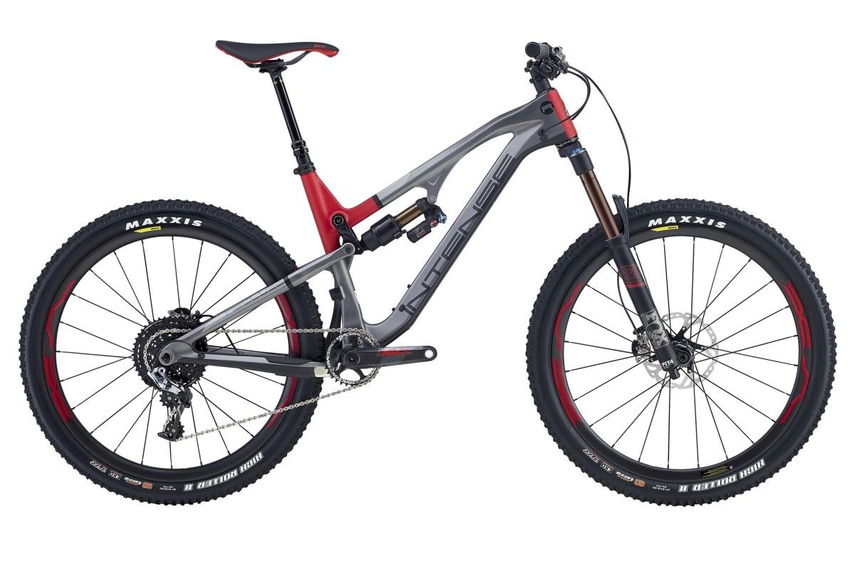 Intense Cycles Announces All New Recluse Trail Bike With Images