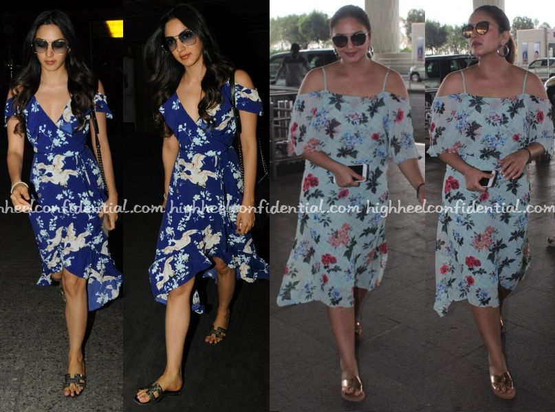 016268e90 ... italy kiara advani huma qureshi in floral dresses celebrity fashion  indian style celebrity style fashion indian