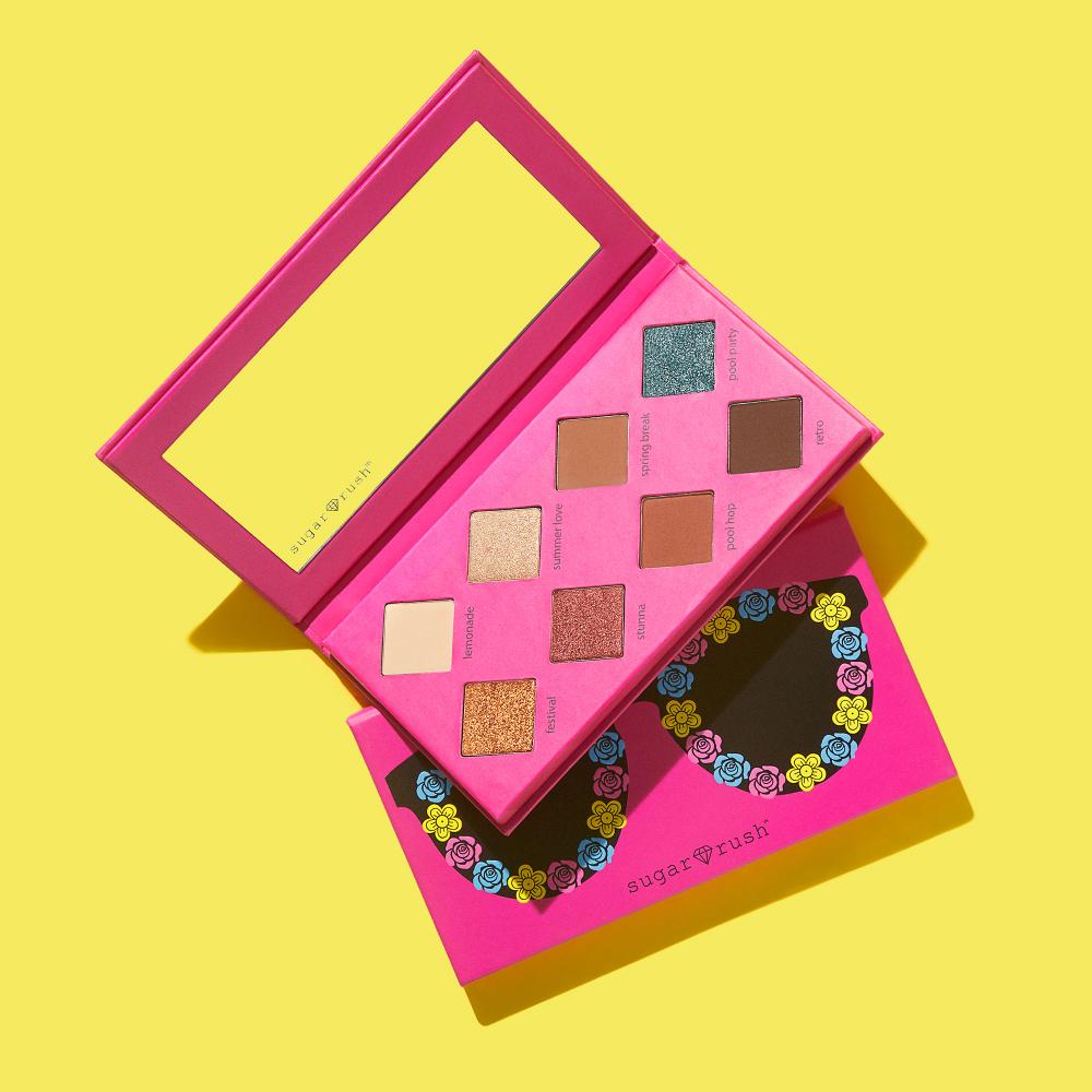 Pin by LJ on Sugar rush in 2020 Eyeshadow palette