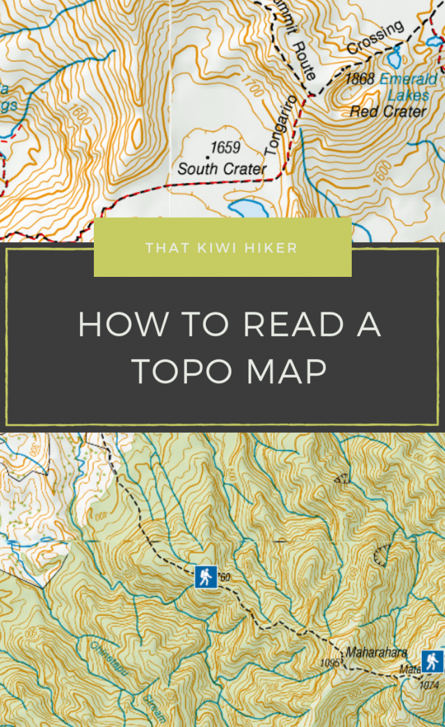 How To Read a Topo Map | Hiking Tips | Hiking tips, Adventure ...