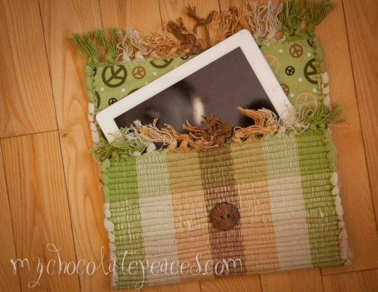 Placemat to iPad  or tablet case