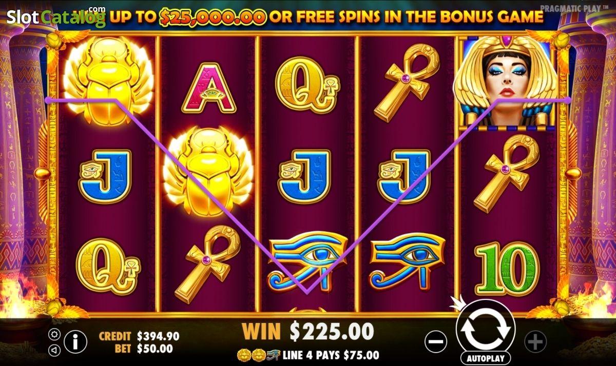 u1 slot machine