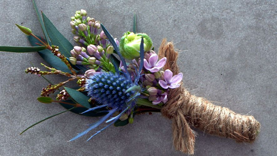 How to make a diy boutonniere flowers for men flowers