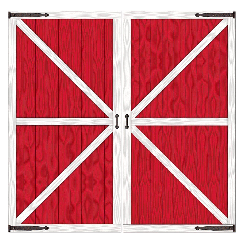 Barn Door Props Add Ons Red Barn Door Door Prop Door Backdrops