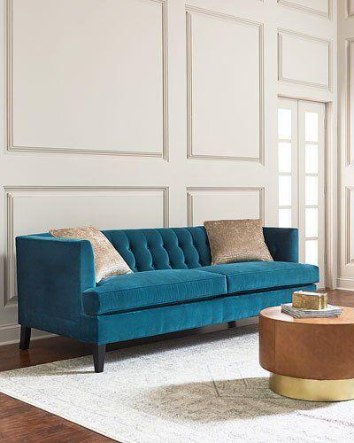 HB6BW Hadley Tufted Back Sofa