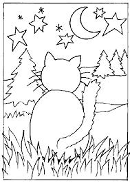 Resultado de imagem para coloring cats
