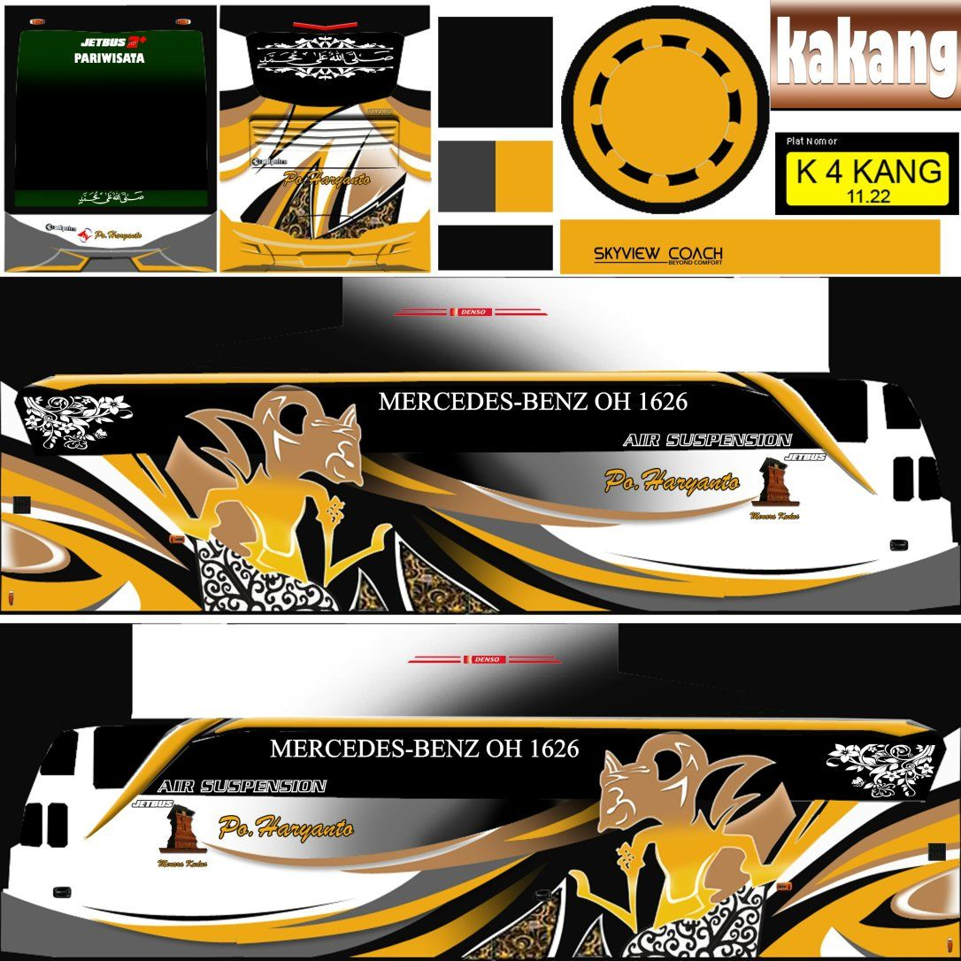 Bagi Bagi Livery Bussid In 2020 New Bus Bus Games Star Bus