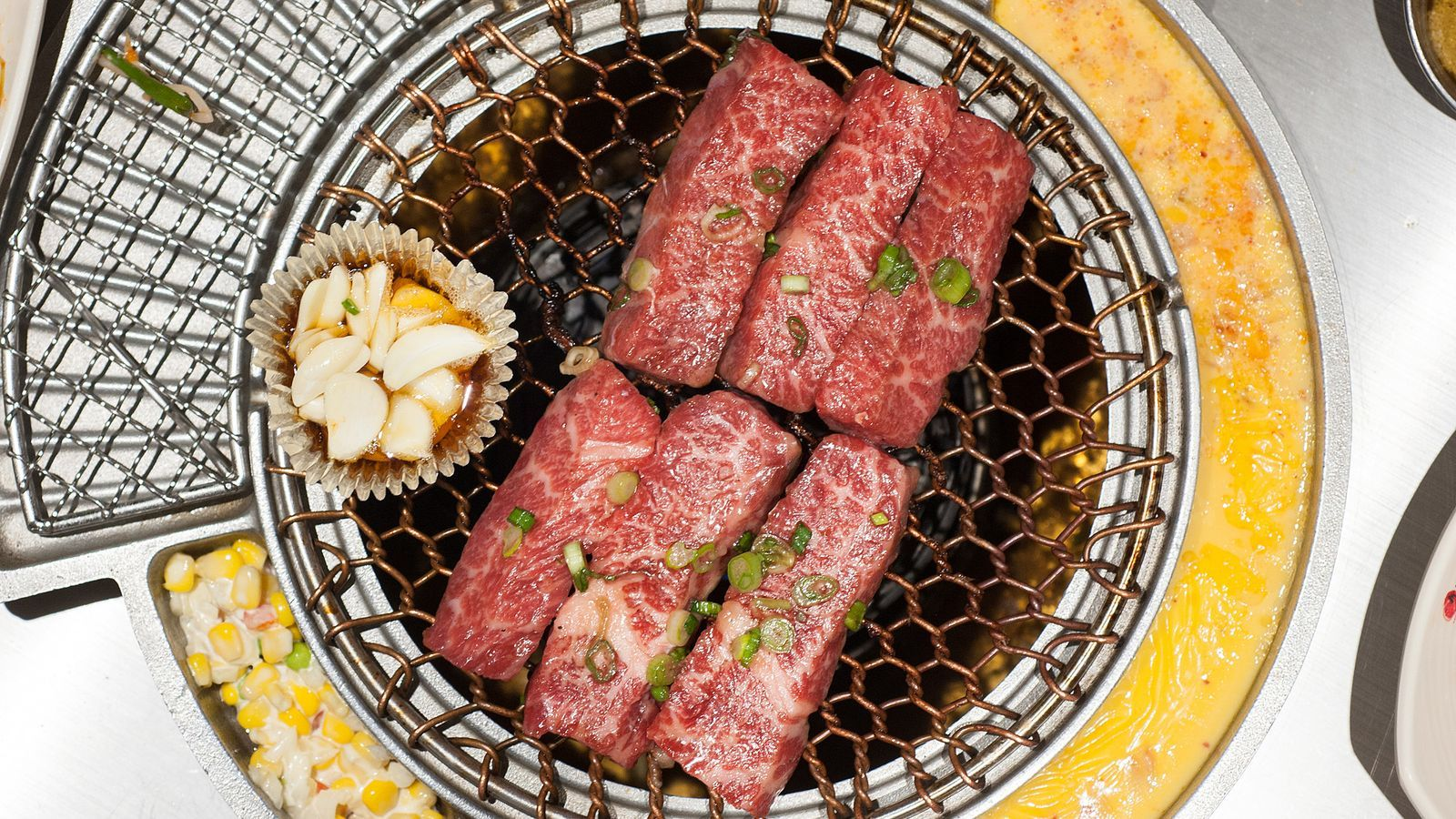 Where To Eat Korean Barbecue In New York City Best Korean Food Korean Bbq Restaurant Barbecue Restaurant